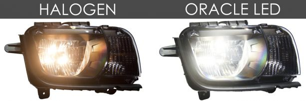 Oracle LED Headlight Bulbs PASMAG 2