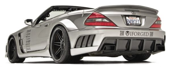 Ground Zero: Vince Wong's 2004 Mercedes Benz SL55