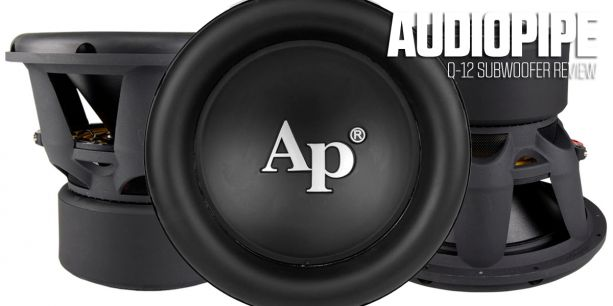 PASMAG Test Report: Audiopipe Q-12 Subwoofer Review