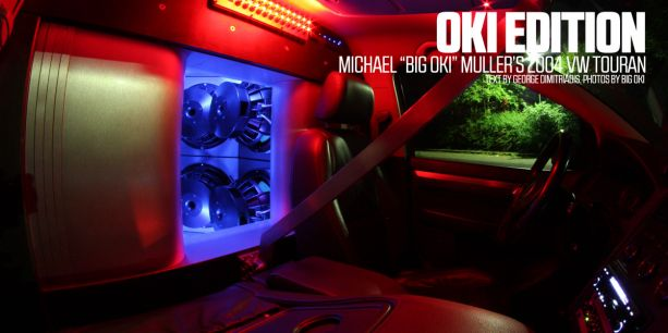 Michael Big Oki Muller 2004 VW Touran PASMAG Lead