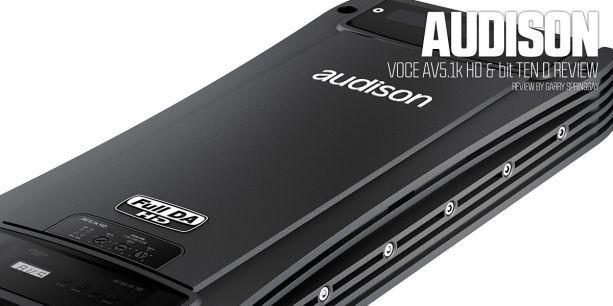 Audison AV5.1k HD PASMAG Lead