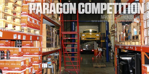Paragon Competition PASMAG Lead