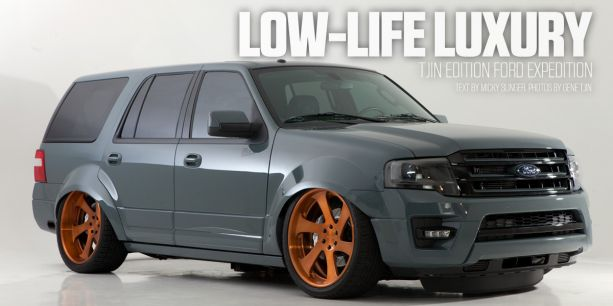 PASMAG TE Trucks 2 Tjin Edition Ford Expedition Lead