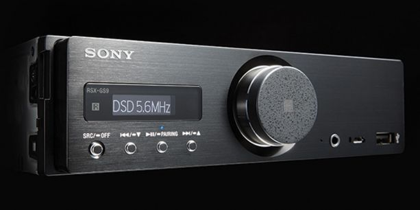 Sony RSXGS9 Hi Res Media Receiver