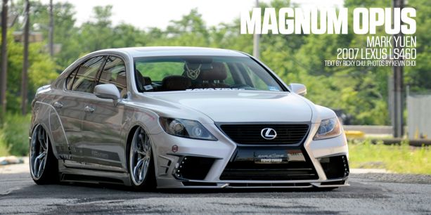 Mark Yuen 2007 Lexus LS460 PASMAG Lead