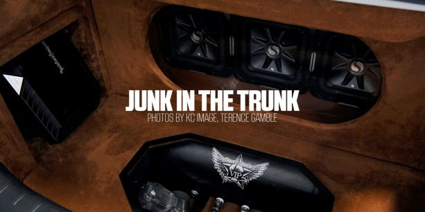 Junk in the Trunk: Custom Setups (Photos by KC Image, Terence Gamble)