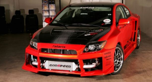 ENEOS Oil Scion tC