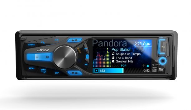Dual Axxera AXD530 CD Receiver Review