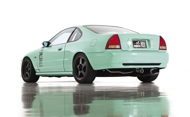 Big Statement: 1992 Honda Prelude