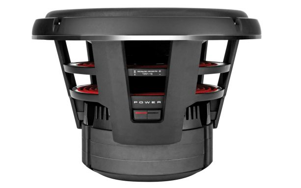 Rockford Fosgate T2S1 16 side with trim PASMAG