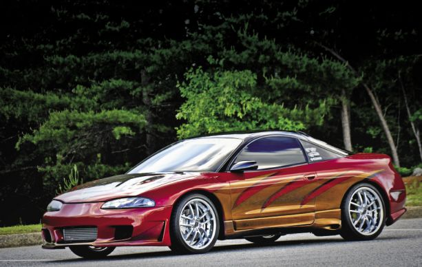 Full Volume: John Marsh's 1997 Mitsubishi Eclipse