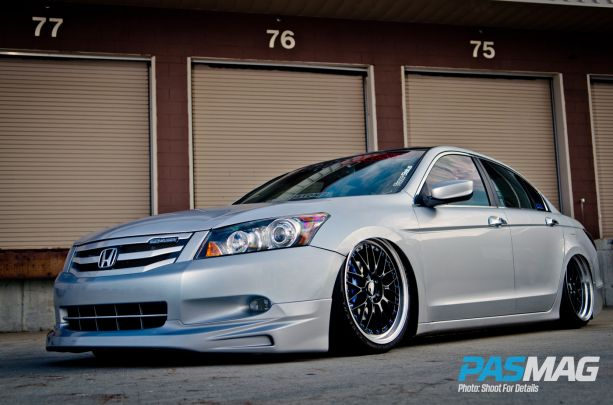 2014 Tuner Battlegrounds #TBGLIVE Winner @ Tuner Evolution: Peter Giuffre, 2010 Honda Accord EX-L (Photo by Shoot For Details)