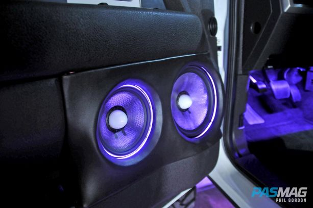 Mallory Wetherington 2013 Ford F150 Memphis Car Audio PASMAG 16