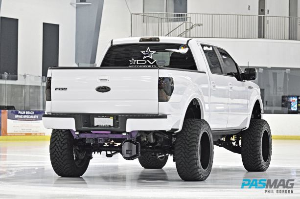 Mallory Wetherington 2013 Ford F150 Memphis Car Audio PASMAG 8