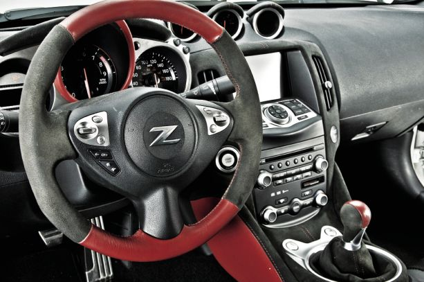 Shake Up: Mike Mixon's 2009 Nissan 370Z