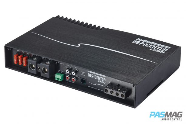 AudioControl Epicenter 1200 PASMAG Amplifier Review 1