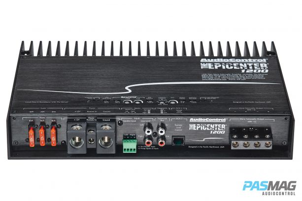 AudioControl Epicenter 1200 PASMAG Amplifier Review 4