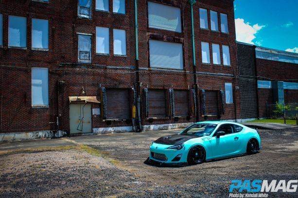 Stay Minty Kendall White 2013 Scion FRS PASMAG 12 copy