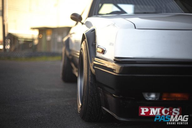 Richard P 1983 Nissan Skyline HR30 R30 PASMAG 14