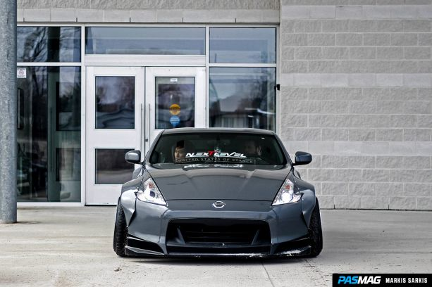Hate Me Now Mike Howe Nissan 370Z PASMAG 1
