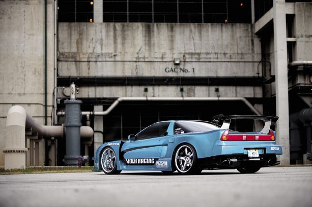 NXST Level: 1995 Acura NSX-T