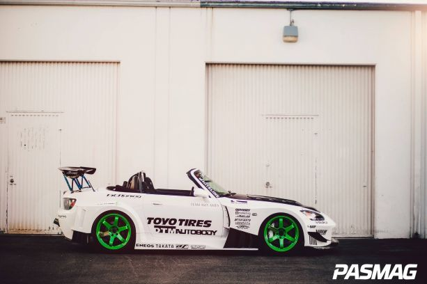 Authentic Achievement: Luigi Arroyo's Honda S2000