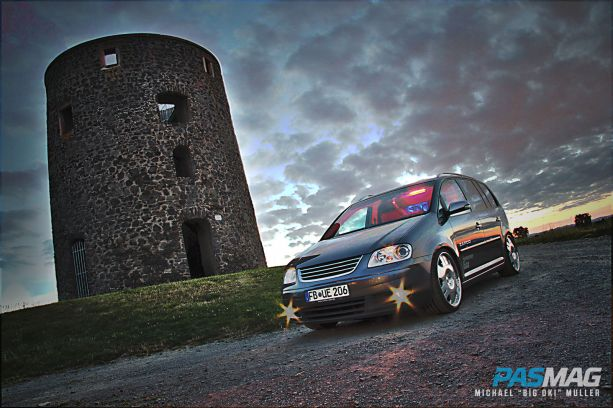 Michael Big Oki Muller 2004 VW Touran PASMAG 1