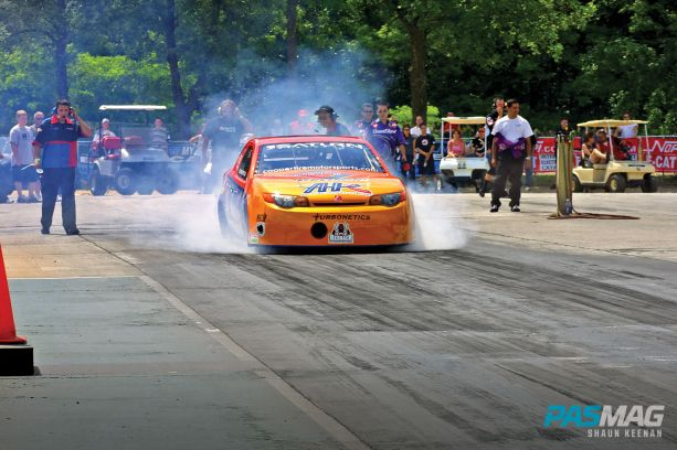 Lisa Kubo PASMAG Legends Drag Racing 12