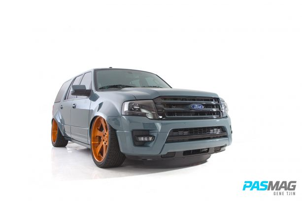 PASMAG TE Trucks 2 Tjin Edition Ford Expedition 2