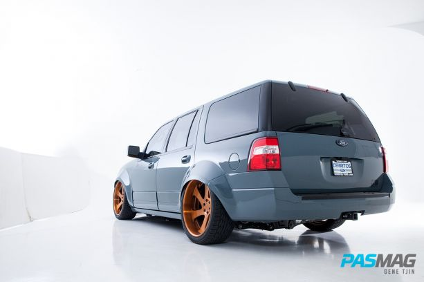 PASMAG TE Trucks 2 Tjin Edition Ford Expedition 8