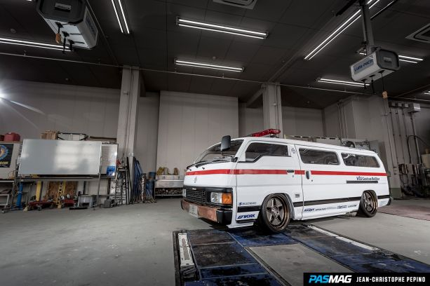 PASMAG Tuning Essentials Japan Book WIZ Customs Caravan 2