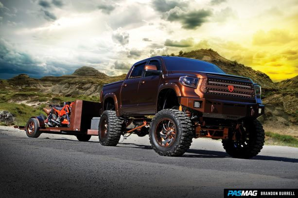 PASMAG Tuning Essentials Trucks Toyota Tundra 1