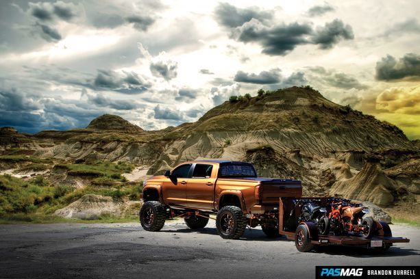 PASMAG Tuning Essentials Trucks Toyota Tundra 21