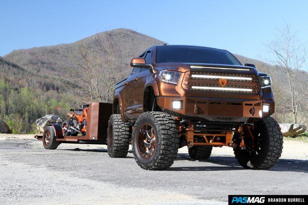 PASMAG Tuning Essentials Trucks Toyota Tundra 30