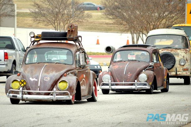 PASMAG Trending Rat Rod Style Rust VW Beetle Anthony Guerra