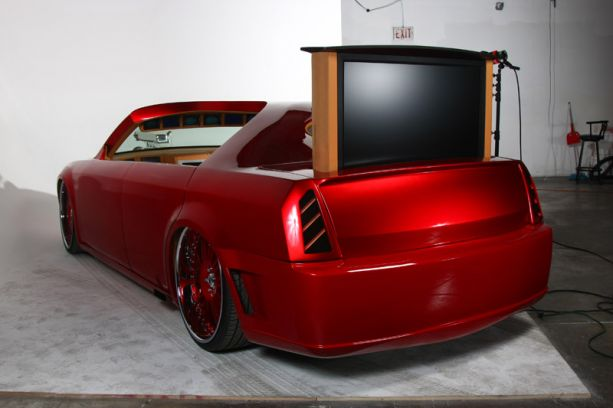 Still Crazy: Kirk Bhagan's 2006 Chrysler 300C SRT-8