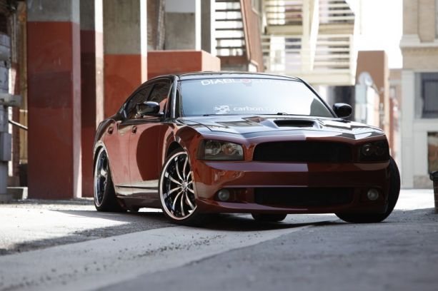 Kung Fu Grip: Daniel Elson's 2006 Dodge Charger R/T
