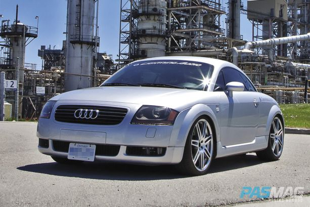 Sleeping Beauty: 2002 Audi TT 1.8 Turbo