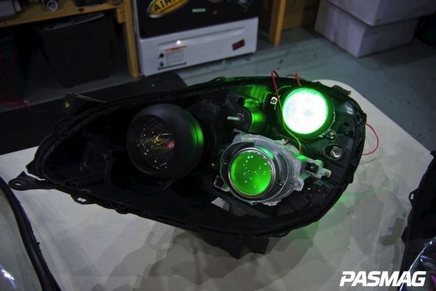 Customizing your Headlamps with Oracle Lighting