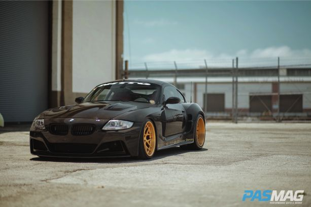 Source of Fiber: Slek Designs BMW Z4 M