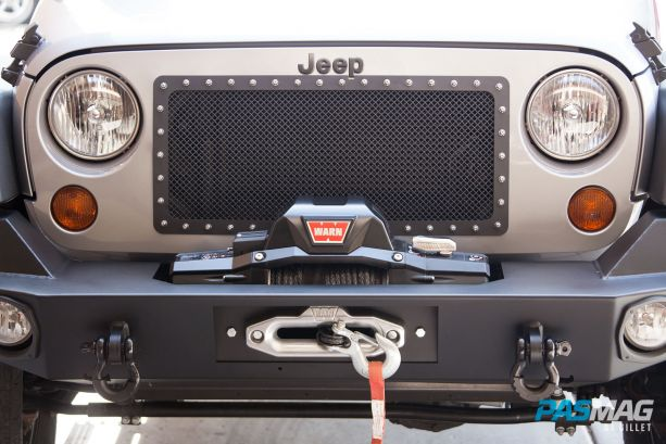 Trail Thumper - Brian Sherman's 2013 Jeep Wrangler