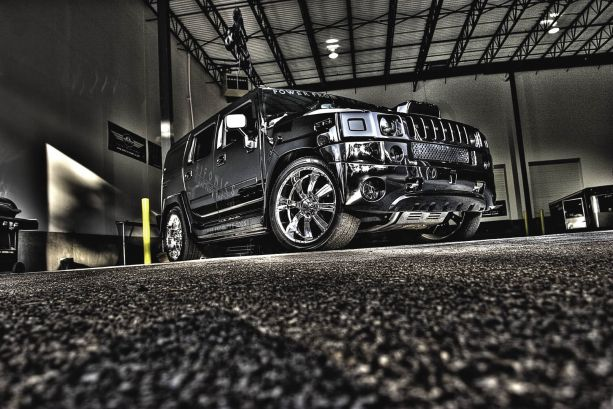 Power from the Gods: Maxxsonics' 2003 Hummer H2