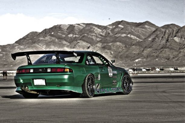 Car Time: Forrest Wang's 1998 Nissan S14.5