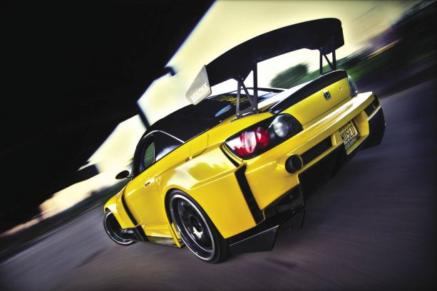 Locked & Loaded: Richard Arcilla's 2001 Honda S2000