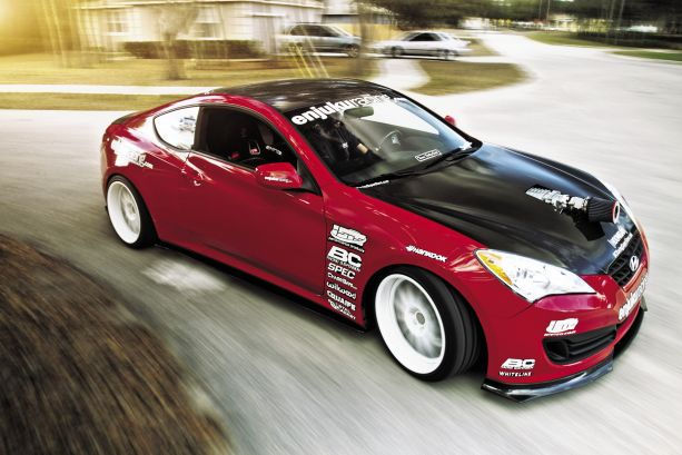 Rare Breed: 2011 Hyundai Genesis Coupe