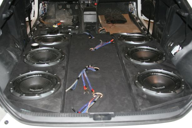 Scionce Project: Audio Install