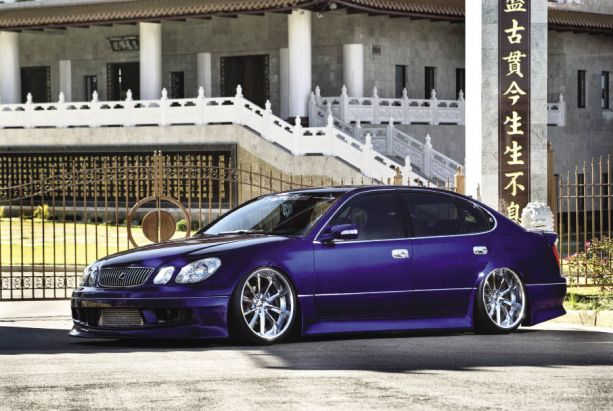 Mark Naylor's 1998 Lexus GS300