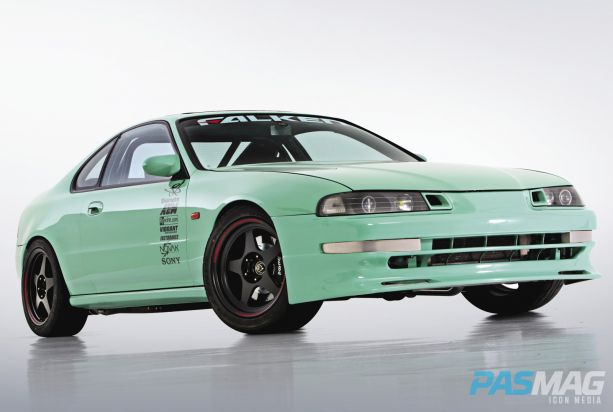 PASMAG Big Statement Mike 1992 Honda Prelude