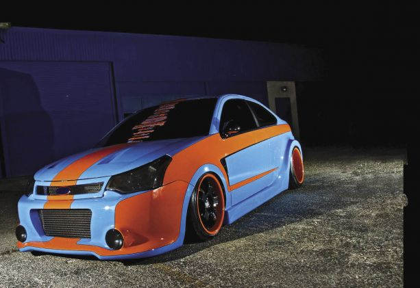 Auto Focus: Design Tech's 2008 Ford Focus SES