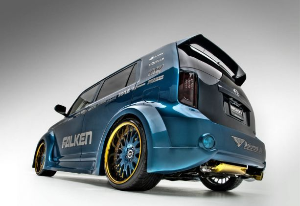 No Limits: Pete Colello's 2009 Scion xB